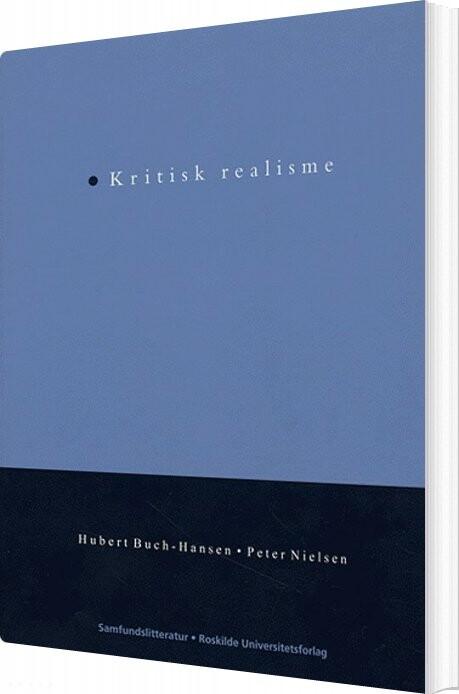 Image of   Kritisk Realisme - Peter Nielsen - Bog