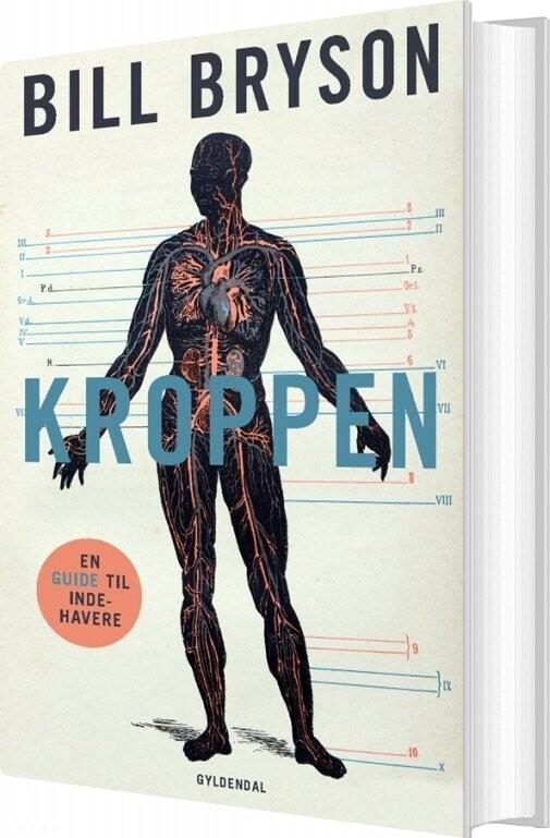 Image of   Kroppen - Bill Bryson - Bog
