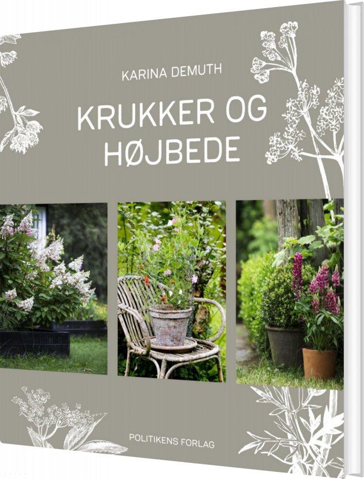 Image of   Krukker Og Højbede - Karina Demuth - Bog