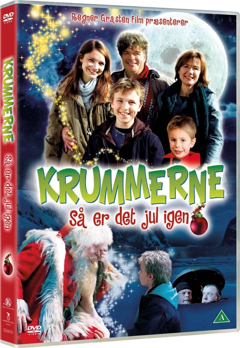 Billede af Krummerne: Så Er Det Jul Igen - DVD - Film