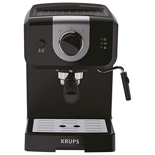 Image of   Krups - Express Kaffemaskine - 15 Bar 1,5l 1500w - Xp3208 - Sort