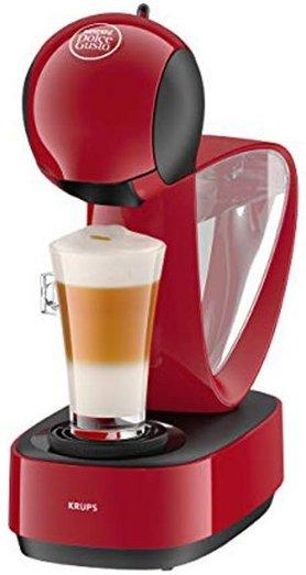 Image of   Krups Kapsel Kaffemaskine - Dolce Gusto Infinissima Kp1705 1,2l - Rød