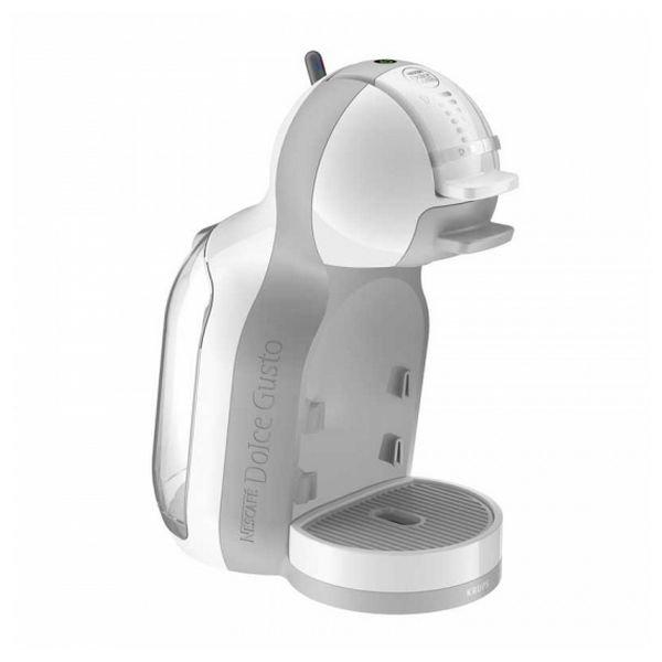Image of   Krups Kapsel Kaffemaskine - Nescafé Dolce Gusto Mini Me Kp1201ib 0,8 L 15 Bar 1500w - Hvid