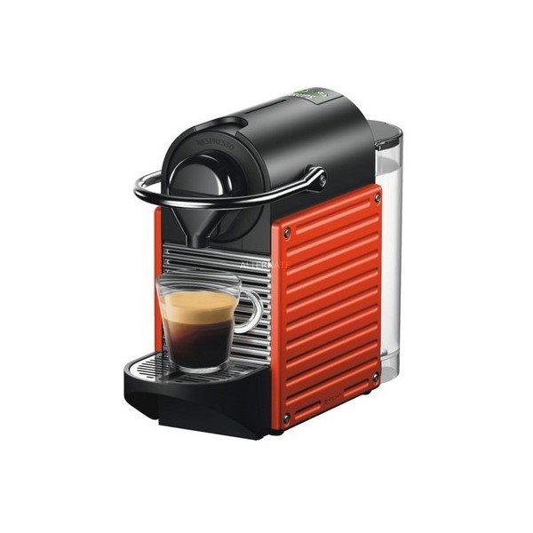Image of   Krups - Kapsel Nespresso Kaffemaskine - 0,7l - 1260w - Xn3045pr - Rød