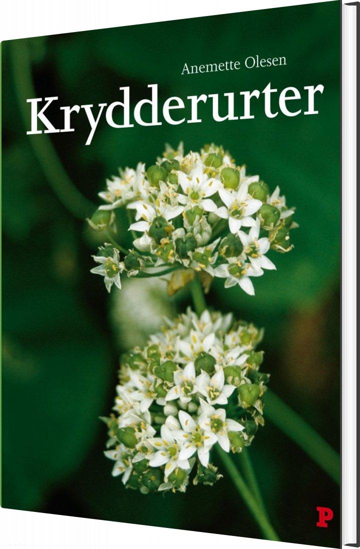 Image of   Krydderurter - Anemette Olesen - Bog