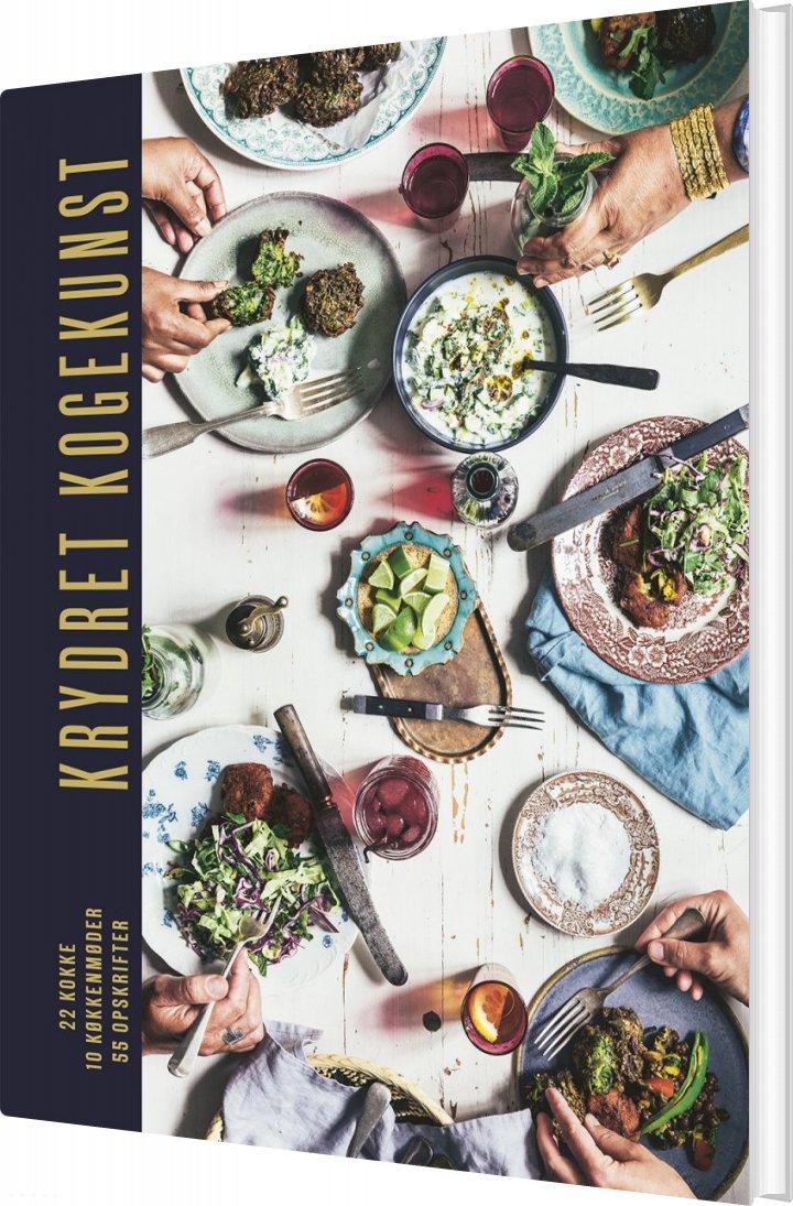 Krydret Kogekunst - Send Flere Krydderier - Bog