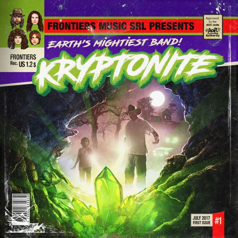 Kryptonite - Kryptonite - CD