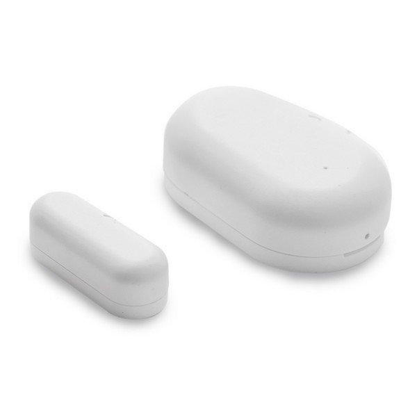 Image of   Ksix - Trådløs Sensor Til Døre Og Vinduer - Hvid