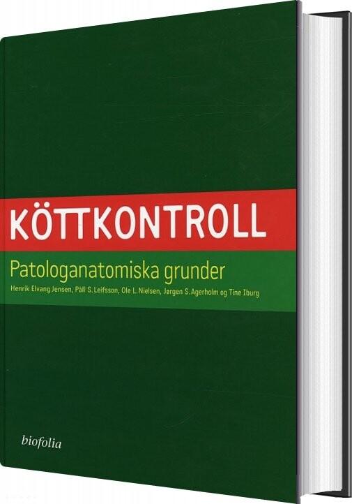 Image of   Köttkontroll - Henrik E. Jensen - Bog