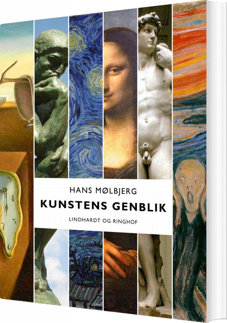 Image of   Kulturens Genblik - Hans Mølbjerg - Bog
