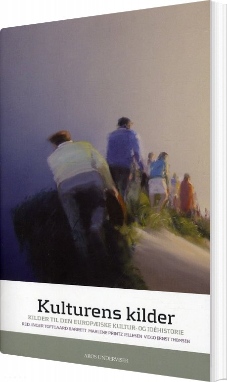 Image of   Kulturens Kilder - Marlene Printz Jellesen - Bog