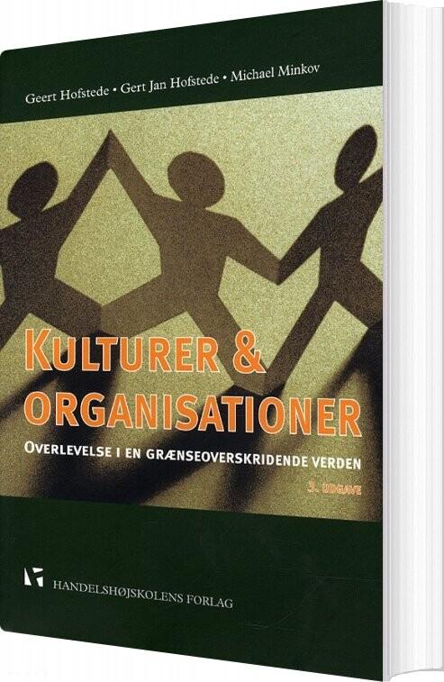 Image of   Kulturer Og Organisationer - Geert Hofstede - Bog