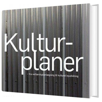 Billede af Kulturplaner - Ingelise Konrad - Bog