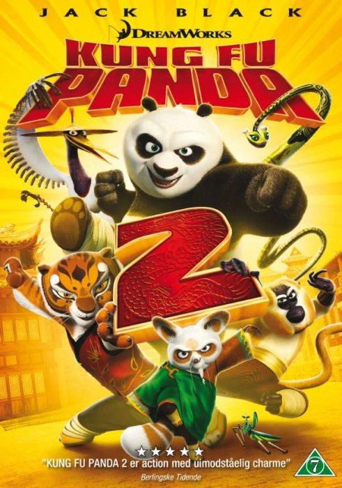 Billede af Kung Fu Panda 2 - The Kaboom Of Doom - DVD - Film