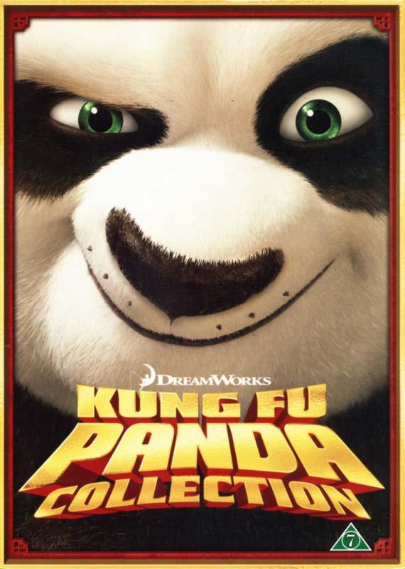 Billede af Kung Fu Panda // Kung Fu Panda 2 - DVD - Film