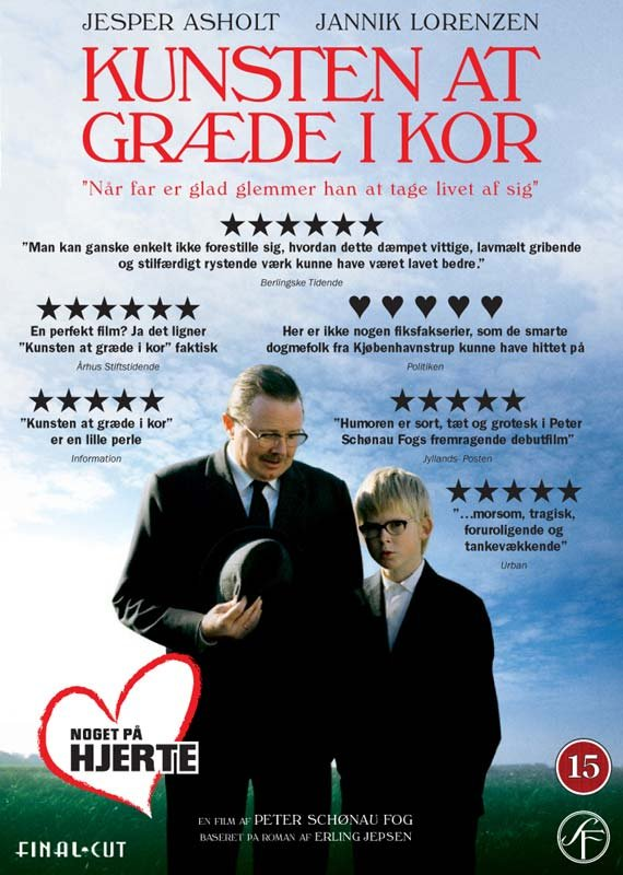 Image of   Kunsten At Græde I Kor - DVD - Film