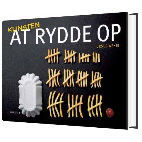 Kunsten At Rydde Op - Ursus Wehrli - Bog