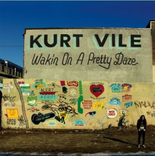 Billede af Kurt Vile - Wakin On A Pretty Daze - CD
