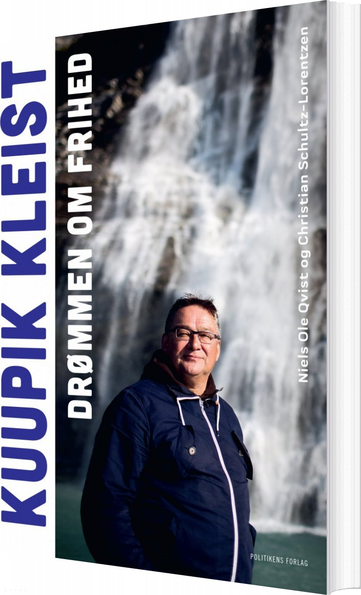 Kuupik Kleist - Niels Ole Qvist - Bog