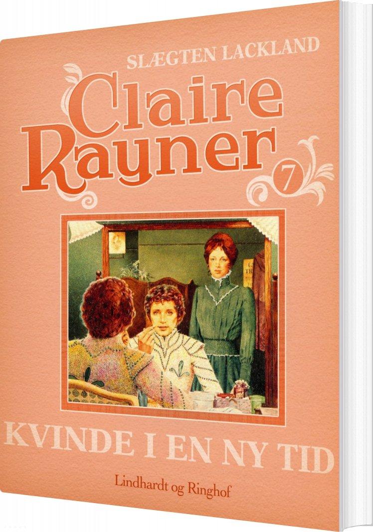 Image of   Kvinde I En Ny Tid - Claire Rayner - Bog