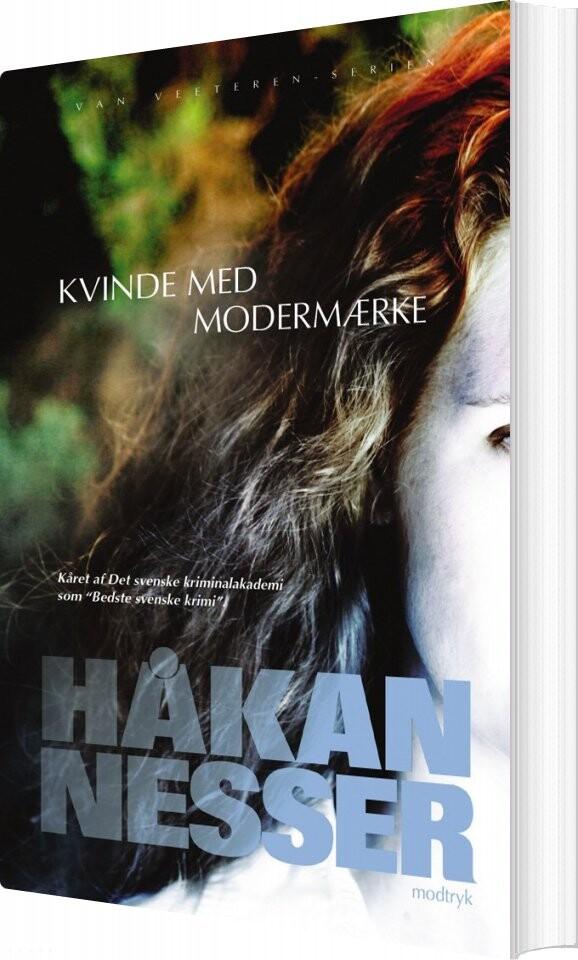 Image of   Kvinde Med Modermærke - Håkan Nesser - Bog