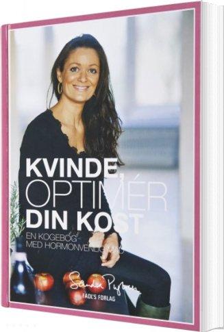 Image of   Kvinde, Optimér Din Kost - Sandra Pugliese - Bog