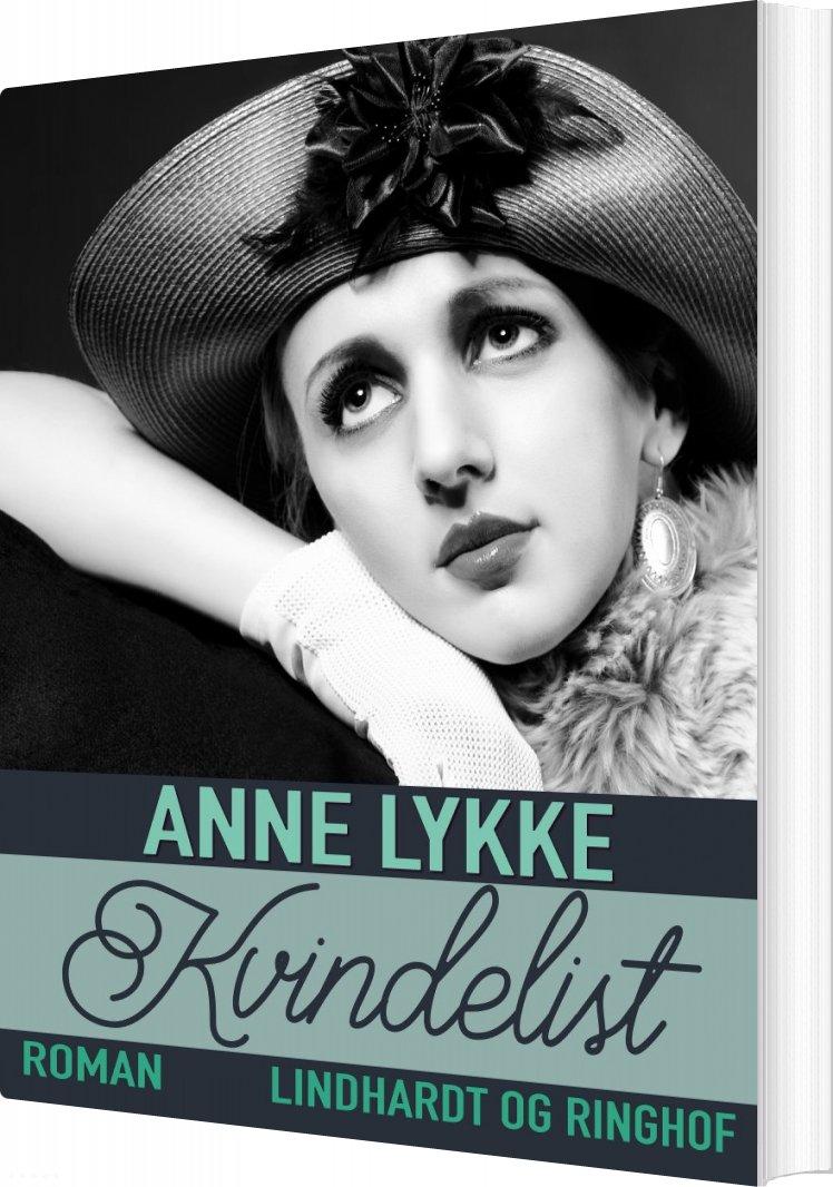 Kvindelist - Anne Lykke - Bog