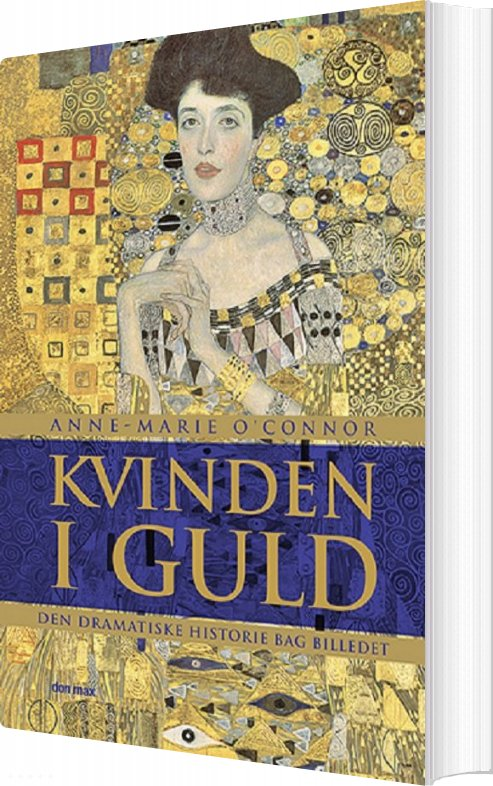 Kvinden I Guld - Anne-marie Oconnor - Bog