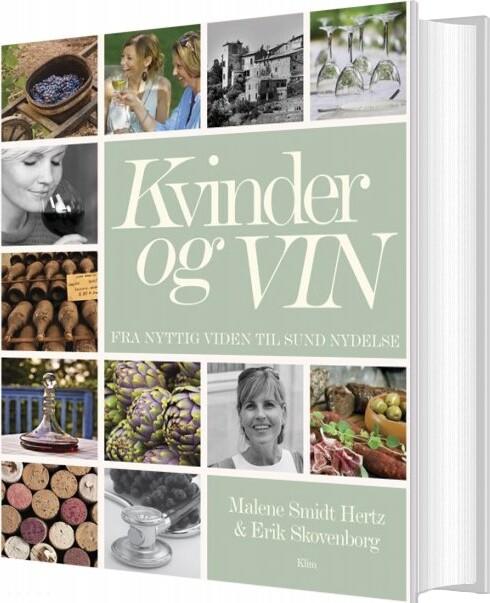 Kvinder Og Vin - Erik Skovenborg - Bog