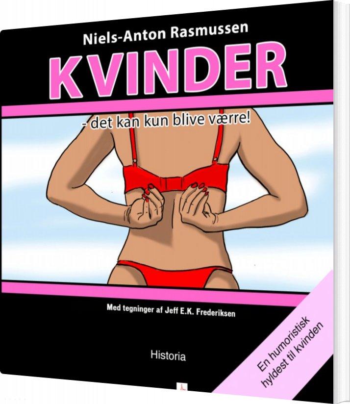 Kvinder - Niels-anton Rasmussen - Bog