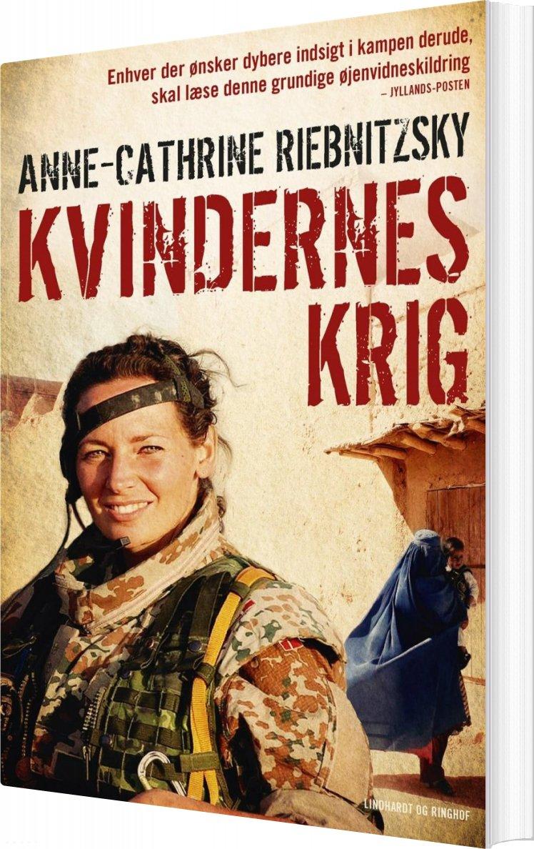 Kvindernes Krig - Anne-cathrine Riebnitzsky - Bog