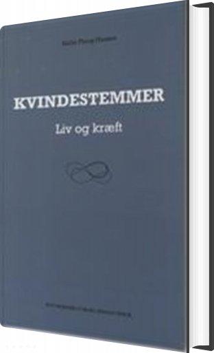 Image of   Kvindestemmer - Helle Ploug Hansen - Bog