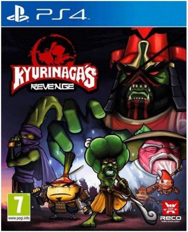 Kyurinagas Revenge - PS4
