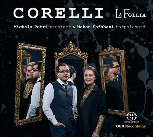 Image of   Corelli - La Follia - CD
