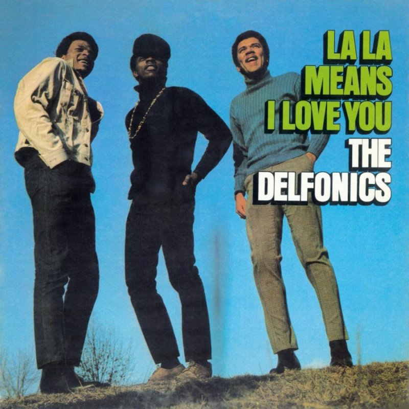 The Delfonics - La La Means I Love - Vinyl / LP
