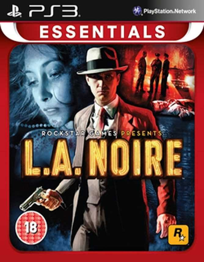 Image of   L.a. Noire (essentials) - PS3