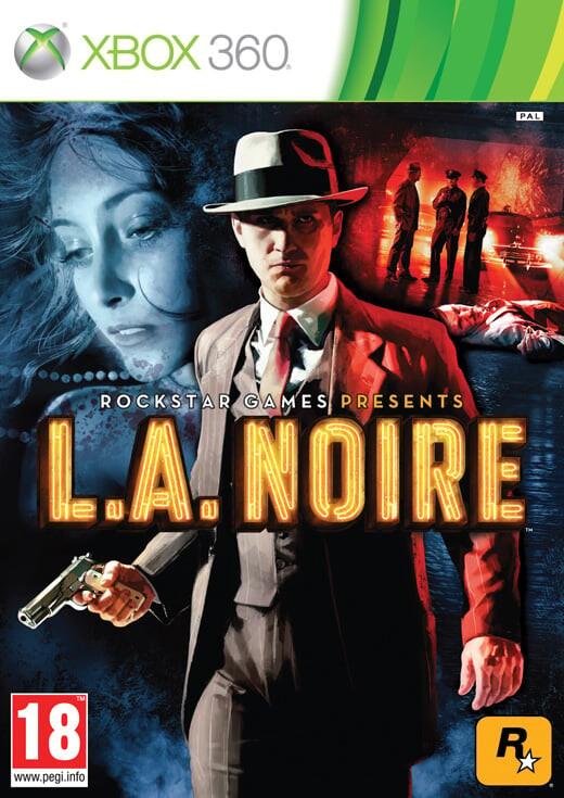 Image of   L.a. Noire - Xbox 360