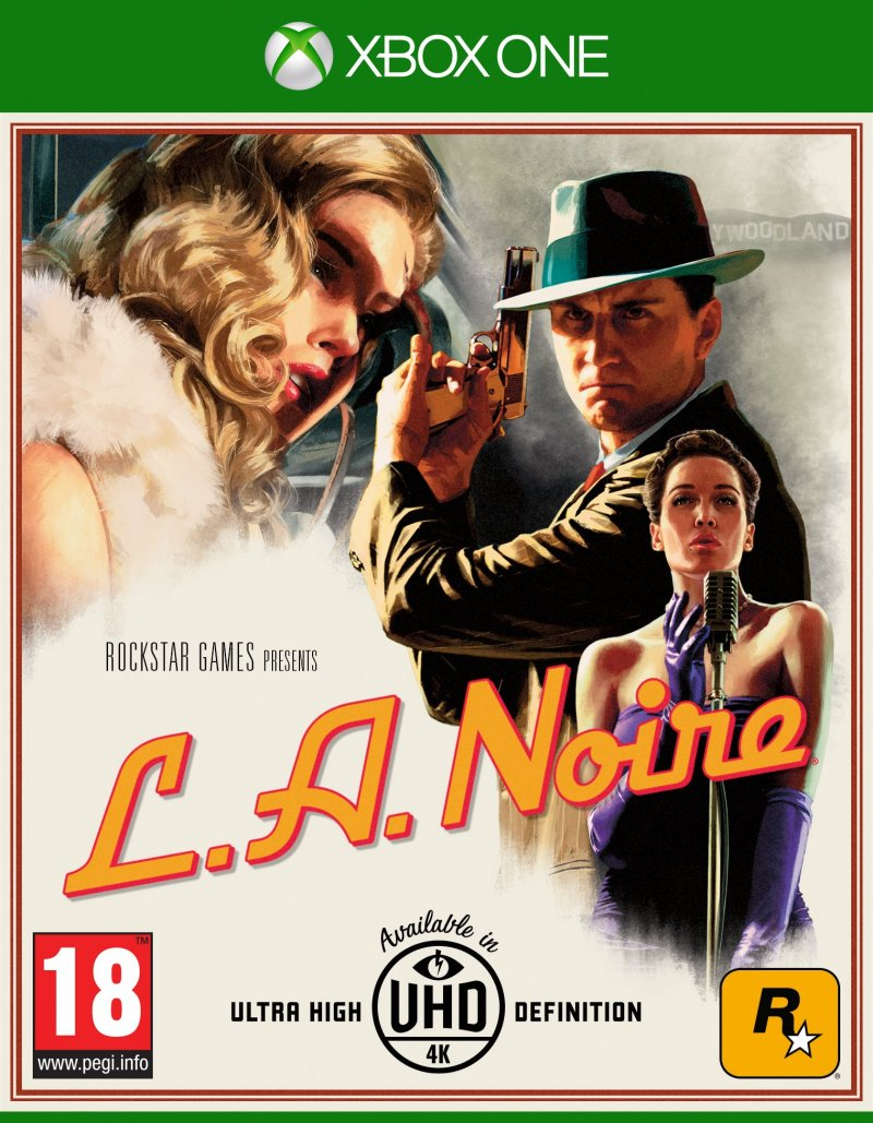 Image of   L.a. Noire - Xbox One