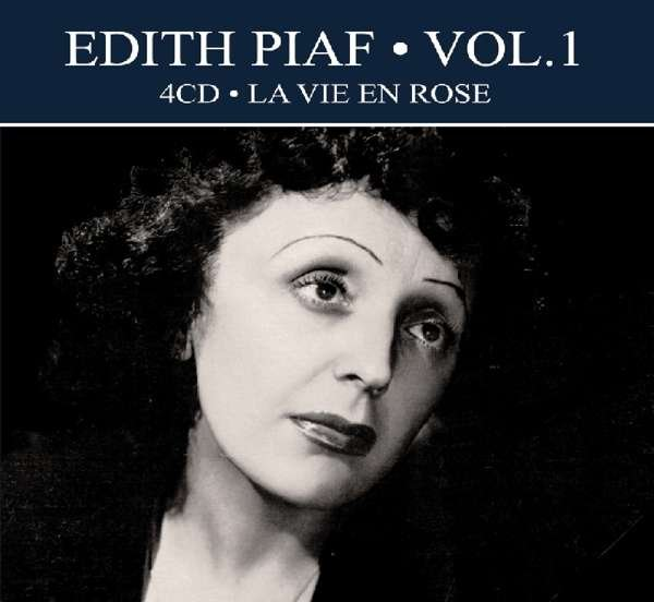 Image of   Edith Piaf - La Vie En Rose - CD
