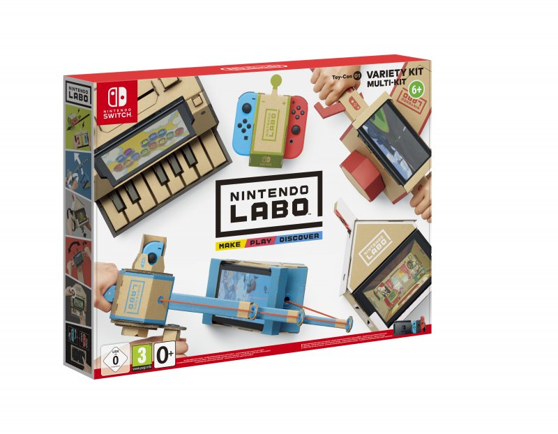Image of   Nintendo Labo Variety Kit