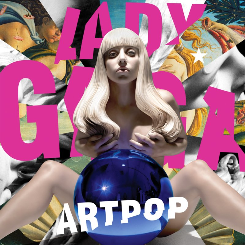 Image of   Lady Gaga - Artpop - Deluxe Edition - CD
