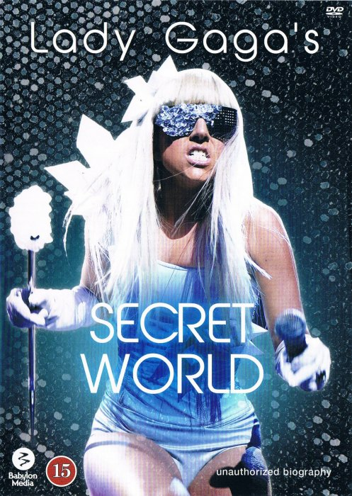 Image of   Lady Gaga - Secret World - DVD - Film