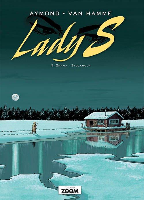 Billede af Lady S 3: Drama I Stockholm - Van Hamme - Tegneserie