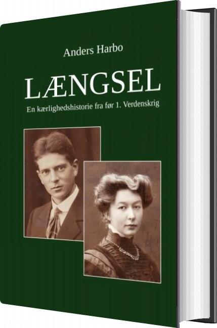 Image of   Længsel - Anders Harbo - Bog
