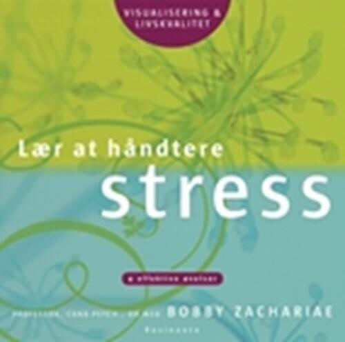 Image of   Lær At Håndtere Stress - Bobby Zachariae - Cd Lydbog