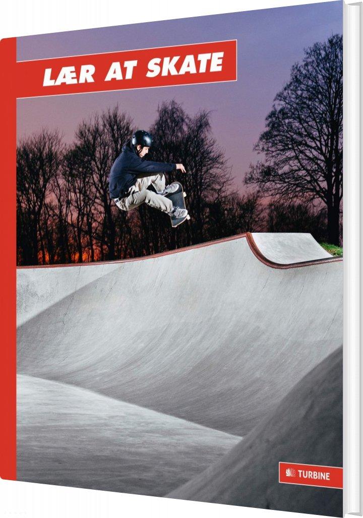 Billede af Lær At Skate - Ryan Stutt - Bog