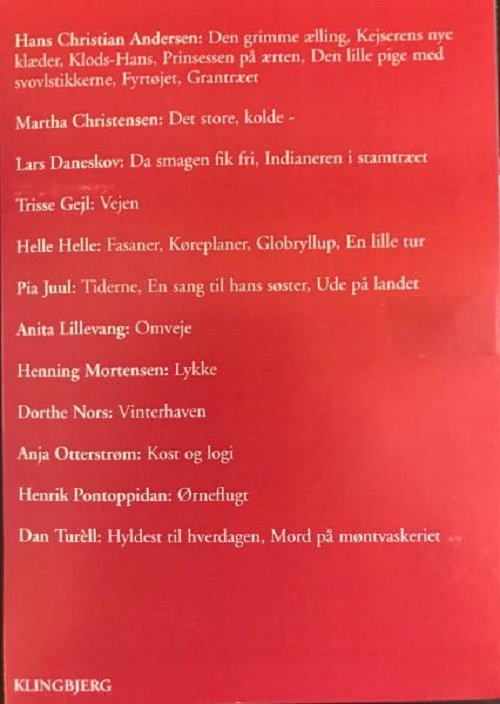 Lær Dansk Med Klempaa - Engelsk - Dan Turèll - Bog