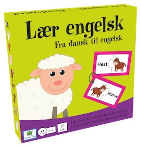 engelsk for begyndere, engelsk for børn
