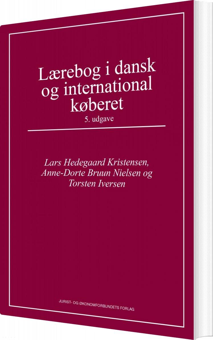 Lærebog I Dansk Og International Køberet - Torsten Iversen - Bog