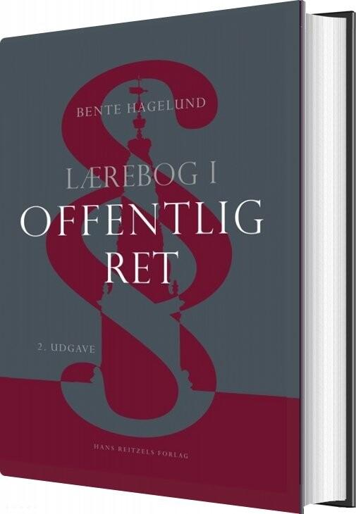 Lærebog I Offentlig Ret - Bente Hagelund - Bog